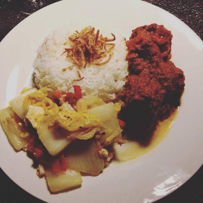 Minangkabau Beef Rendang